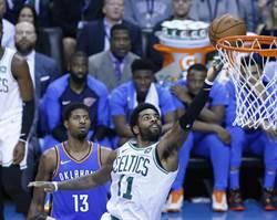 NBA》就是贏不了!雷霆遭綠軍逆轉吞開季4連敗
