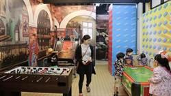 台南》黃偉哲邀大小朋友萬聖節來看魔術氣球