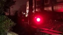 台鐵駕駛又忙翻了 2243區間車斗六撞到人   乘客:是人撞到火車