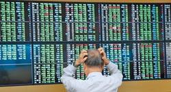 慘綠10月 台股跌掉1480點