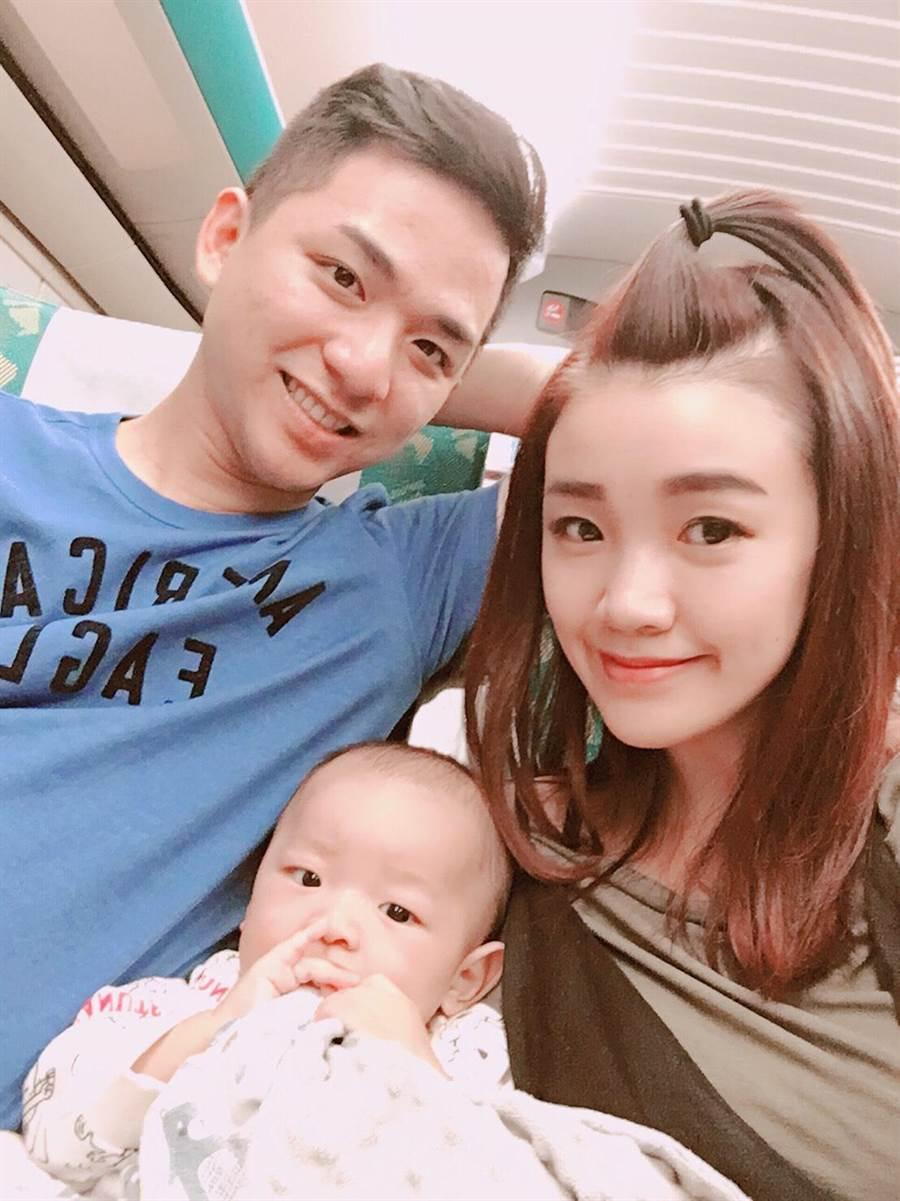 家人是永慶房屋社園店業務協理徐偉仁打拼的最大動力!(圖/永慶房屋 提供)