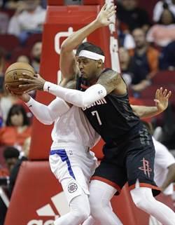 NBA》甜瓜先發轟24分 結局竟是火箭慘敗!