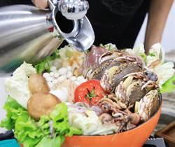人氣海鮮漁夫鍋開賣 基隆好食飄香
