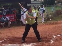 台南》黃偉哲提體育政策牛肉 打造全民運動城市
