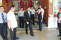 宣示查賄決心  北檢檢察長赴萬華指導查賄技巧