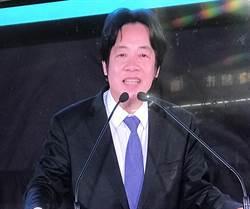 台中》賴清德:台中市長、市議員拚全部當選全壘打
