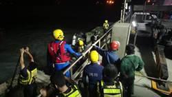 台中火力發電廠公安意外 夜間尋獲1屍體