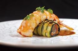 名 廚 客 座-菜太漂亮 味道通常不會太好!