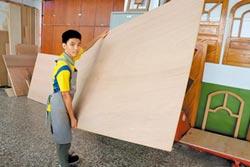 49公斤木工國手 備戰拚金牌