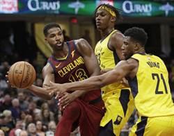NBA》騎士有夠爛!主場不敵溜馬吞開季6連敗