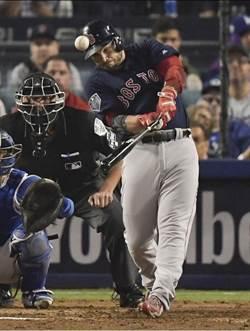 MLB》道奇簡神又失手!紅襪大逆轉聽牌