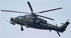 大陸直10武裝直升機的黑科技? 加裝強大的石墨烯裝甲