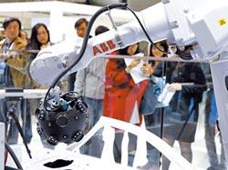 瑞士大廠搶進 在滬建機器人工廠