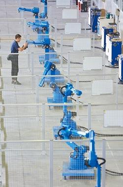 陸機器人零組件 在韓市占漲8倍
