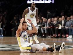 NBA》柯瑞三分歷史紀錄破不停 勇士撕網4連勝