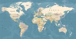 這些國家沒你想的那麼大! 科學家還原地圖真實樣貌