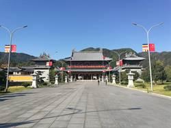 寧波雪竇寺與蔣家淵源深 來訪台胞稱「蔣氏家廟」