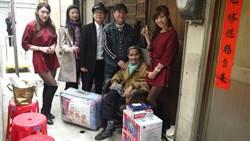 台灣水麗人文關懷協會 請近2000位弱勢免費吃國宴級辦桌