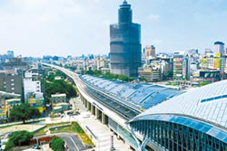 台中鐵路高架化 新增5站啟用
