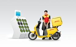 Gogoro進攻快遞業 光陽拓展海外市場