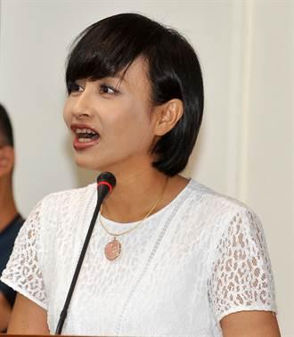 邱議瑩指控誣陷 葉毓蘭:若不道歉將提告!