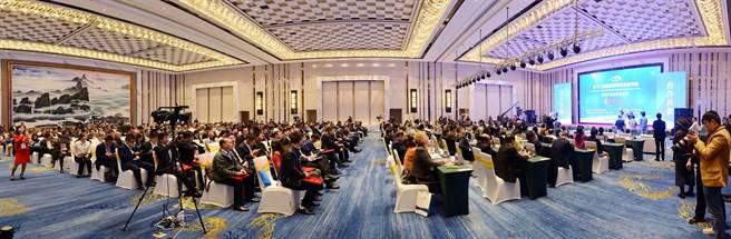 湘台經貿交流合作會,已邁向14屆。(王雅芬攝)