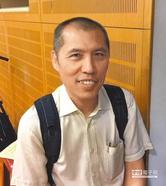 中華郵政董事長魏健宏。(報系資料照)
