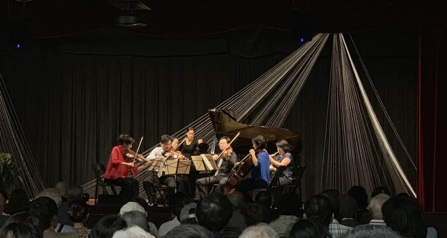 國家交響樂團以室內樂形式向北美樂迷展現台灣的音樂文化。
