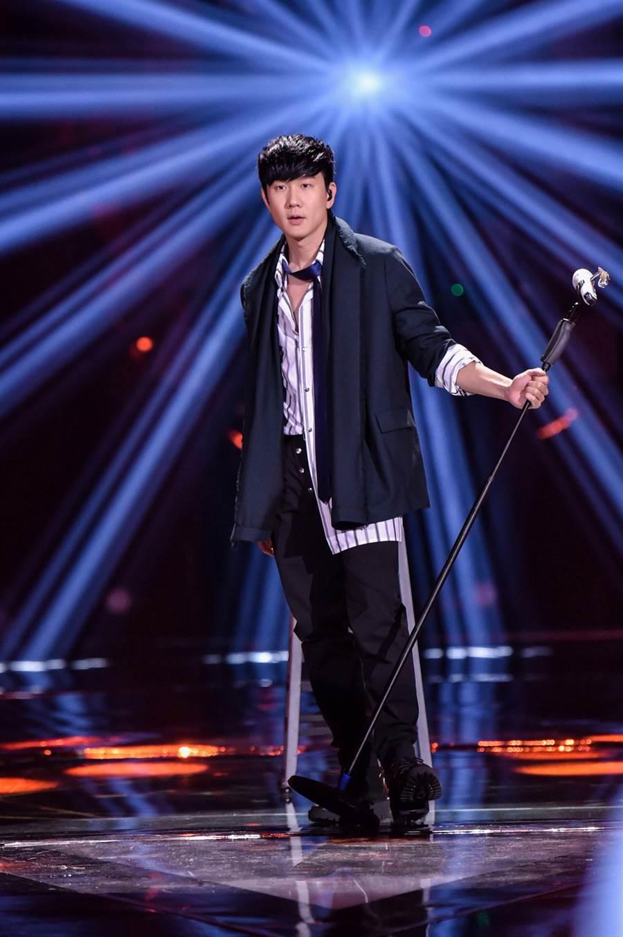 林俊傑連任《夢想的聲音》導師。(JFJ Productions提供)