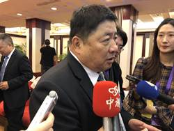 長沙台協會長座談 王屏生:台商回台投票意願百分之一百
