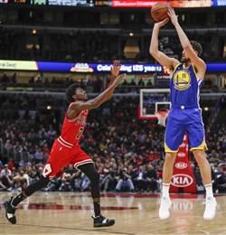 NBA》克雷湯普生:破紀錄的感覺真美妙