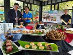 台南在地農特產研發 16款西拉雅專屬甜點上菜了