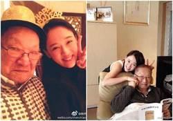 與金庸是相差55歲忘年之交 陳喬恩每去香港必住他家