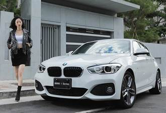 BMW五門掀背 同級唯一後驅