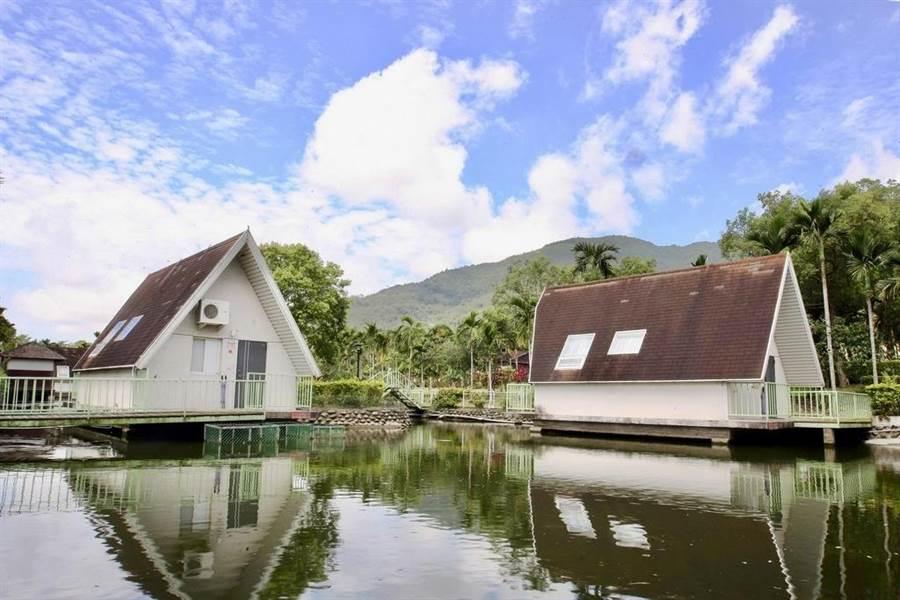 台東21國際渡假村推曙光假期,4人成行每人1888元起。(21國際渡假村提供)