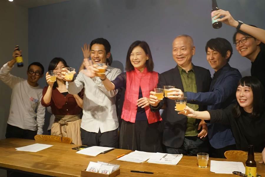 高雄觀光日文網站啟用,日前「高雄-日本東京」兩地越洋連線成功。(柯宗緯翻攝)