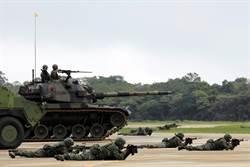 面對北京武統 美再籲台增加國防預算