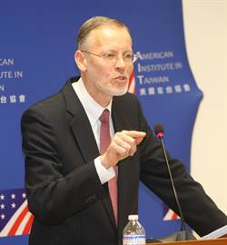 AIT處長酈英傑:協助改善台灣自我防衛能力