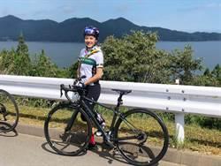 蘇晏霈日本騎鐵馬遭搭訕 太多人讓她受寵若驚