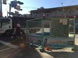 污水下水道工程耗時 樹林車站外交通長期阻塞惹民怨