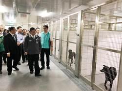 桃園動物保護教育園區啟用 收容空間增大