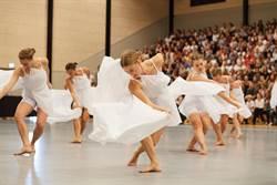 丹麥體操世界巡迴 全台最大場在苗栗