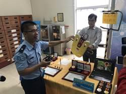 空軍航院研發「水上救生裝置」 可無線操作還能安撫求救者情緒