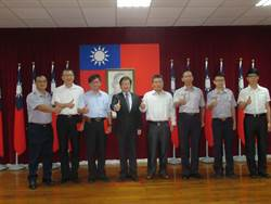 台南市選前最後一次治安會報 警破成大女學生命案獲表揚