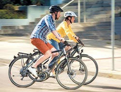 美利達力推電動自行車