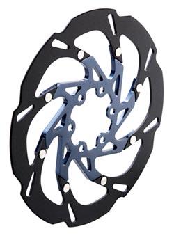 煌傑金屬HCM展出碟盤、瓷化輪圈