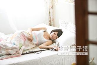 晶能量推光波能量睡覺機