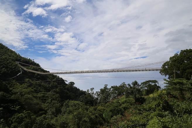 太平雲梯11月起將交由太平合作社自主營運。(張亦惠攝影)