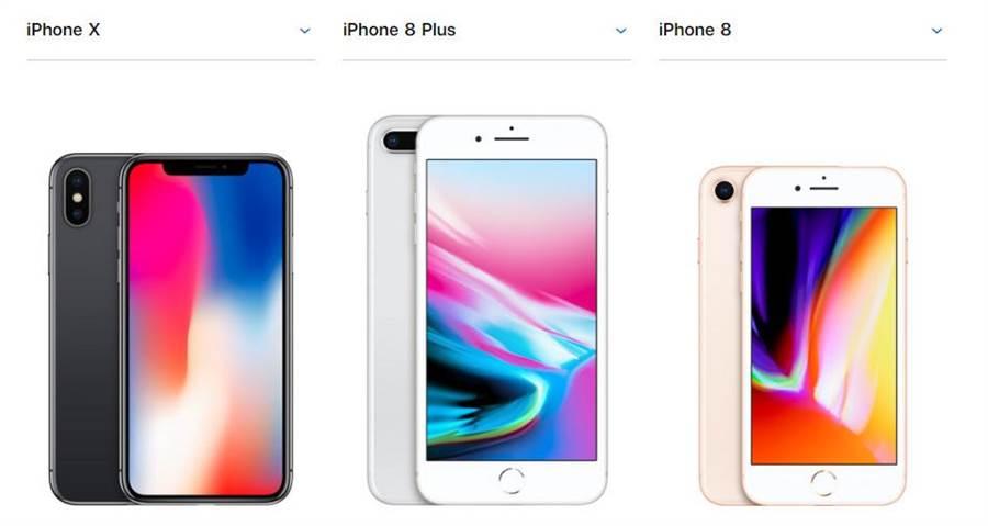 根據 iOS 12.1更新日誌,以上三款iPhone將在升級後無條件被納入電池效能管理機制之下。代表當前得以逃過的此機制控制的,只有剛剛發表、電池還很健康的iPhone XS系列以及iPhone XR。(圖/翻攝蘋果官網)