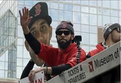 MLB》世界大賽英雄普萊斯不脫逃 宣布續留紅襪